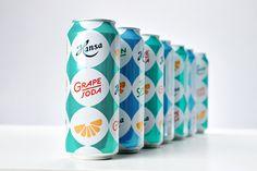 33 Can Designs We Love — The Dieline | Packaging & Branding Design & Innovation News