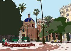 Pza. María de Agustina - Castellón www.tapaforats.com
