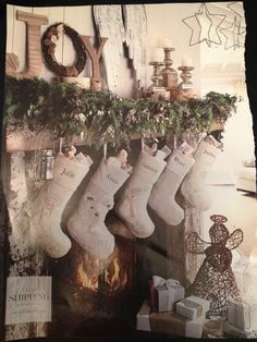 Rustic Christmas via @Vicki Smallwood Snyder Barn  Baby it's cold outside holiday Christmas party theme winter forest