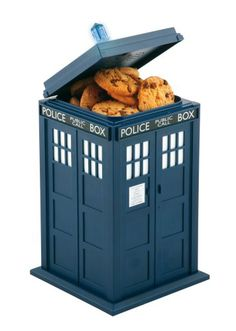 cookie-tardis