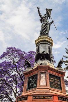 Monumento a Miguel Hidalgo, Dolores Hidalgo, Guanajuato | México.