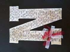 Wedding Gift For Brother Cash : ... wooden letters love letters sentimental gifts homemade gifts diy gifts