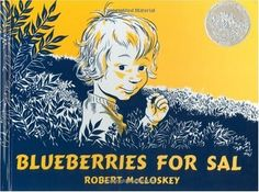 By Robert McCloskey: Blueberries for Sal (Viking Kestrel picture books) by -Viking Juvenile-, http://www.amazon.com/dp/B005YPIJPY/ref=cm_sw_r_pi_dp_tD43pb16WX59K