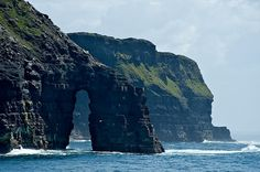 Cliffs of Moher, County Galway, Ireland; going to go see these .