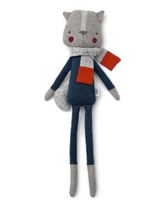Miles the Squirrel - Soft Toy