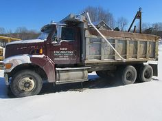 2001 Sterling Dump Truck Dump Truck For Sale in Cossayuna, NY A00008 | Want Ad Digest Classified Ads Dump Trucks For Sale, Wanted Ads, Heavy Duty Trucks, Barn Finds