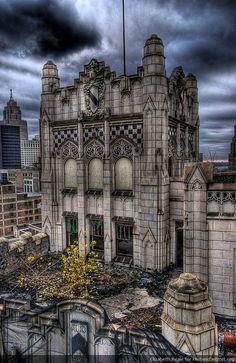 The Metropolitan Building Detroit Mi.
