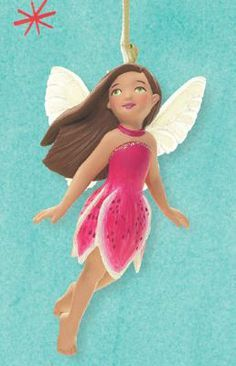 Hallmark 2012 Stargazer Lily Fairy Repaint KOC Special Edition in the Fairy Messengers Series - WANT