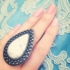 Adore my gorgeous Samantha Wills Bohemian Bardot ring!