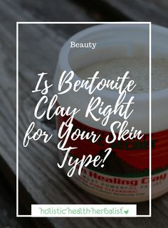 Is Bentonite Clay Right for Your Skin Type? - Learn about bentonite clay uses and bentonite clay benefits and how you can use it for acne prone skin to remove impurities and blackheads. Face Care Tips, Skin Care Tips, Acne Prone Skin, Oily Skin, Organic Skin Care, Natural Skin Care, Natural Beauty, Natural Makeup, Face Mask For Blackheads