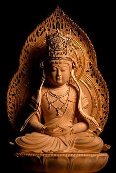 如来像 | 特注の仏像販売・仏像彫刻の専門店の仏像彫刻原田