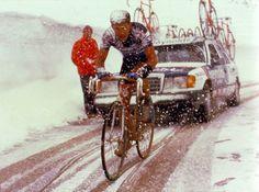 Perico Delgado - Giro de Italia