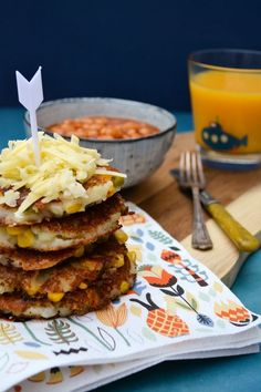 These easy cheesy vegetable potato cakes are the ultimate comfort food. Serve them with baked beans and orange juice to hit your five-a-day. You can add any leftover cooked vegetables to these simple potato cakes for a frugal meal the whole family will love.