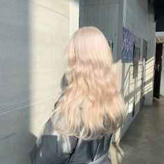 Korean Wavy Hair, Korean Hair Color, Hair Inspo, Hair Inspiration, Hair Dye Colors, Cool Hair Color, Ulzzang Hair, Dead Hair, Hair Reference