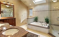 Bathrooms no longer have to be plain, basic and boring to be functional. They can also be beautiful, chic and someplace that's a pleasure to retreat to. In recent years shower and tub enclosures have become one of the best investments a homeowner can make in their bathroom. Both for the present enjoyment and future resale.