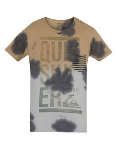 Camiseta Quiksilver New Tied Dyed - Especial 8795704605982