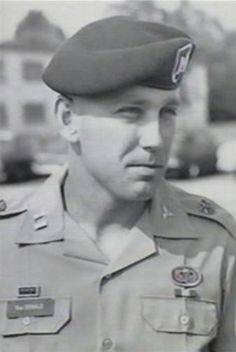 Dr. Jeffrey MacDonald: Army officer, convicted in 1979 for the murders of his wife and two daughters in February, 1970.