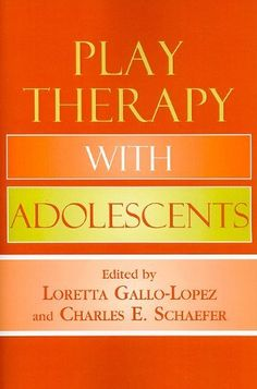 Play Therapy with Adolescents. Offers a complete variety of play therapy approaches specifically geared toward adolescents. From PediaStaff Therapy Tools, Play Therapy, Art Therapy, Speech Therapy, Therapy Ideas, Occupational Therapy, Counseling Activities, Therapy Activities, Natural Remedies