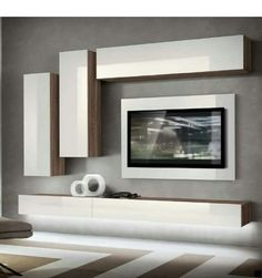 Learn about tv stand furniture. Check the webpage for more information. See our exciting images. Tv Cabinet Design, Tv Wall Design, Tv Unit Design, House Design, Design Design, Tv Stand Furniture, Tv Unit Furniture, Furniture Design, Mounted Tv Decor