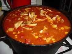 Hopkins County Stew! A great taste of home!!!