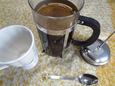 How to Brew French Press Coffee!