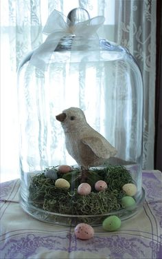 Bellas Rose Cottage: Easter Cloches...
