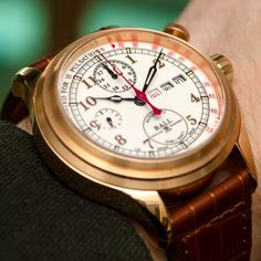 Ball: the Trainmaster Doctor's Chronograph Limited Edition