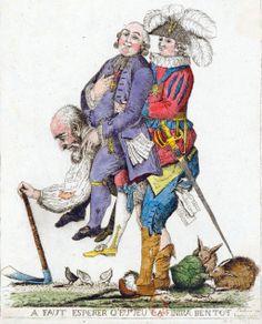La Caricature au moment de la Révolution par Coline et Alison