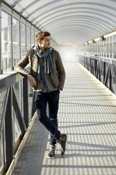 Men's casual style :: Mariano Di Vaio