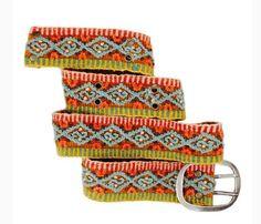 Orange Festive Belt | Tetra Belts from Wheelersfeed.com http://www.wheelersfeed.com/orange-festive-belt-6063-prd1.htm