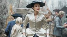 Caitriona Balfe on Claire's Journey and