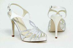 Panache Bridal Shoes - CHARLOTTE