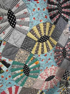 Quilt in Forever and a Day by Amy Adair. Inspired by Gypsy Kisses by Kathy Doughty.