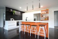Struggling to find inspiration for your new kitchen? Visit our kitchen design gallery and let the most trusted kitchen brand in New Zealand inspire you! Studio Kitchen, Kitchen Reno, New Kitchen, Kitchen Ideas, Kitchen Design Gallery, Kitchen Designs, Buying A New Home, Home Reno, New Homes