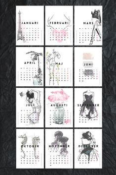 Free Of Charge Printable 2015 Calendars | Decor Advisor