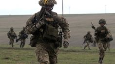 War games in Middle East could prepare UK for 'potential' Russian war with NATO