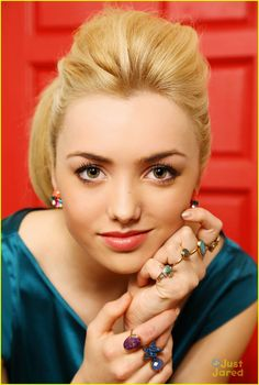 Peyton List so damn beautiful. This is a very pretty face. Liked. Sal Peyton.