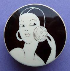 Art Deco Josephine Baker