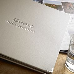 wren guest information folder - Sorry but we've been unable to find this product Wren, Reception, Receptions