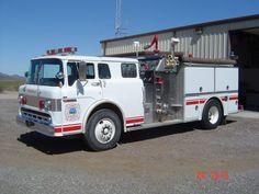 (USA) fire deprt truck