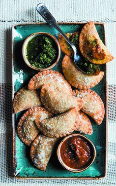 Empanadas-Rezept mit Chorizo und Kartoffeln
