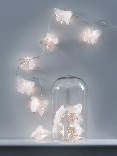 Butterfly String Lights