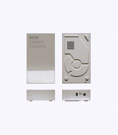 LaCie Little Disk Hard Drives—Industrial Facility