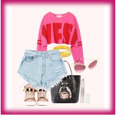 Day look!