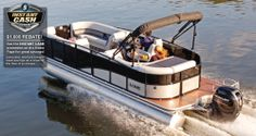 New 2013 - Lowe Boats - Platinum 25 Luxury Cruise Pontoon Boats For Sale, Fishing Pontoon Boats, Deck Boats For Sale, Lowe Boats, Dock Of The Bay, Yacht Boat, Water Toys, Lowes, Cruise