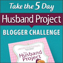 Giving away The Husband Project...