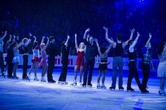 Finale : World Figure Skating Championships 2013 in London(CANADA)