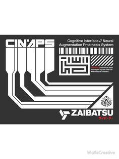 CINAPS - Sticker by WolfeCreative