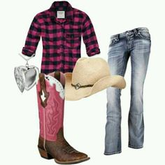 Cute Country Girl Styles | Cute clothes for country girls! | Style