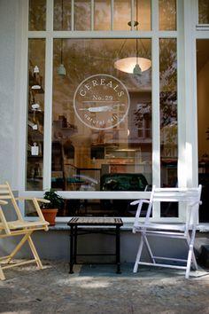 Cereals No. 29 | Senefelderstr. 29, Täglich Brot und feine Kost - Berlin. Mon: closed. Tue - Fri: 8:00 - 18:00. Sat: 9:00 - 16:00.